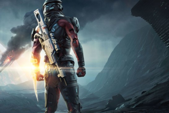 Mass Effect Andromeda : The First 13 Minutes Trailer