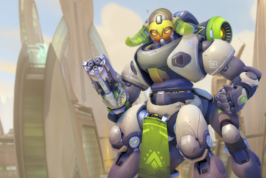 Overwatch Introduced Its 24th Hero : Orisa