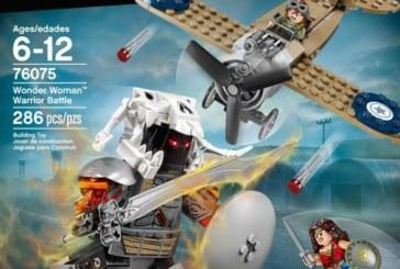 Interesting Wonder Woman LEGO Set