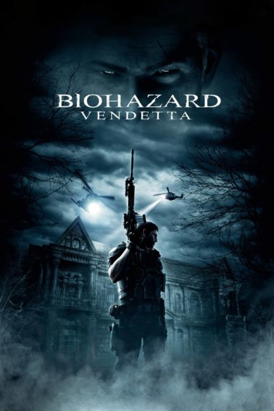 "Poster for the movie ""Resident Evil: Vendetta"""