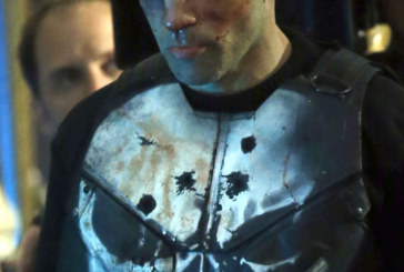 Some Stills From The Punisher Set