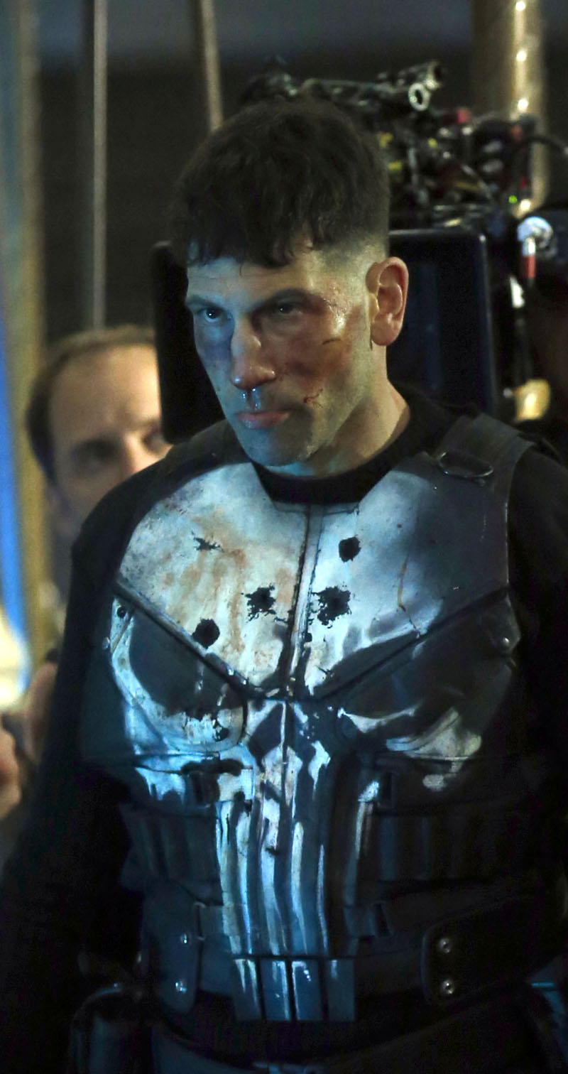 Some Stills From The Punisher Set Nothing But Geek