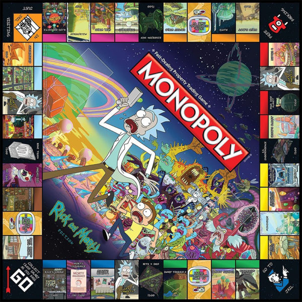 rick-and-morty-monopoly-board
