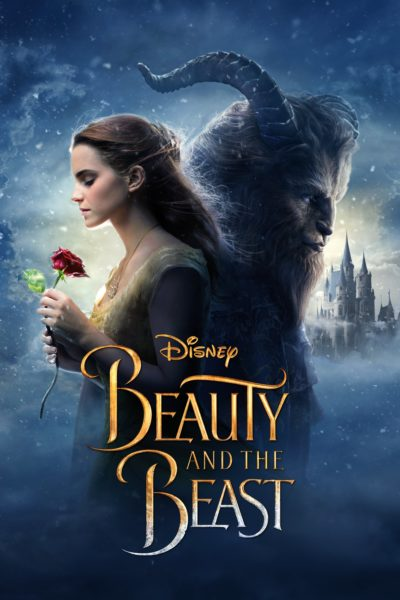 "Poster for the movie ""Beauty and the Beast"""