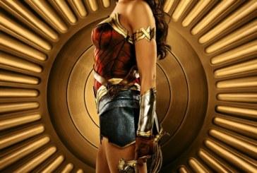 Wonder Woman Gets An IMAX Character Posterization