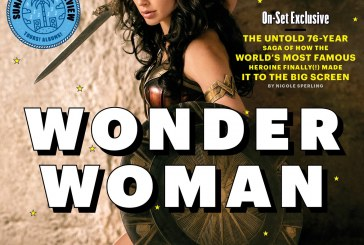 Wonder Woman Covers Entertainment Weekly