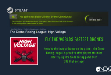 The Drone Racing League: High Voltage Has Been Greenlit!