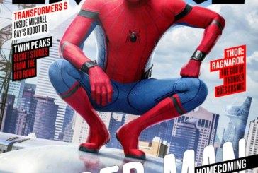 Empire Magazine's Spider-Man: Homecoming Covered Edition Hits Newsstands Tomorrow