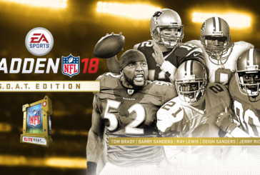 Tom Brady Is The Cover Athlete For Madden 18