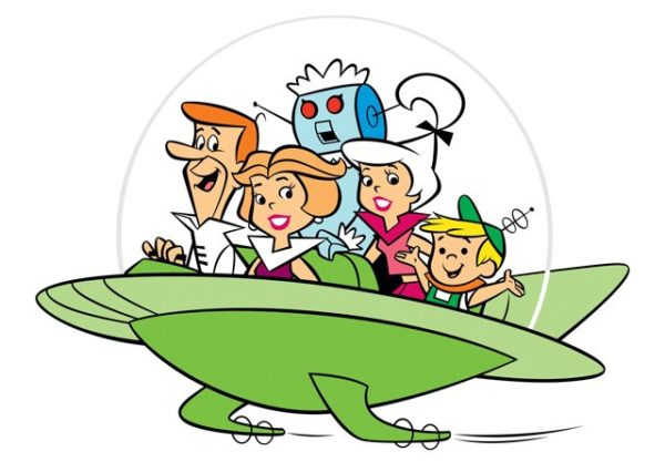 The Jetsons still