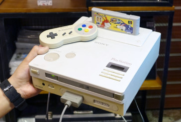 Nintendo Playstation !! Yes You Read That Right