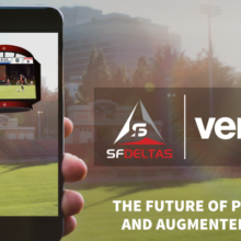 SF Deltas bringing Augmented Reality (AR) to ProSoccer