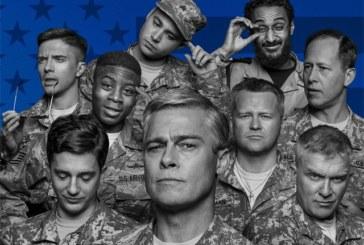 War Machine Trailer #2 – Netflix