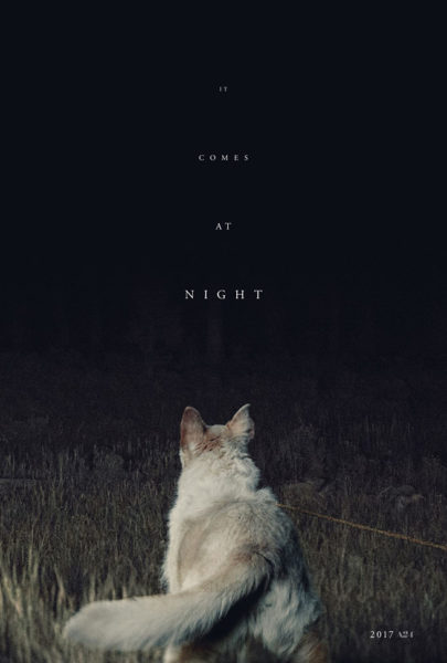 It Comes At Night poster