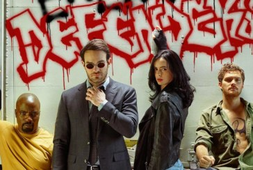 NEW Trailer for Marvels The Defenders