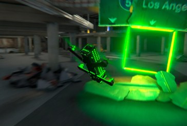 The Drone Racing League: High Voltage Coming June 23 On Steam