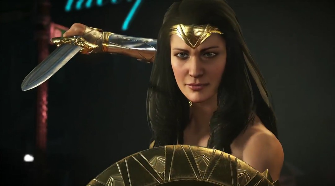 Injustice 2 - Wonder Woman Event - Nothing But Geek