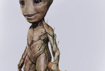 Baby Groot Concept Art By Josh Herman