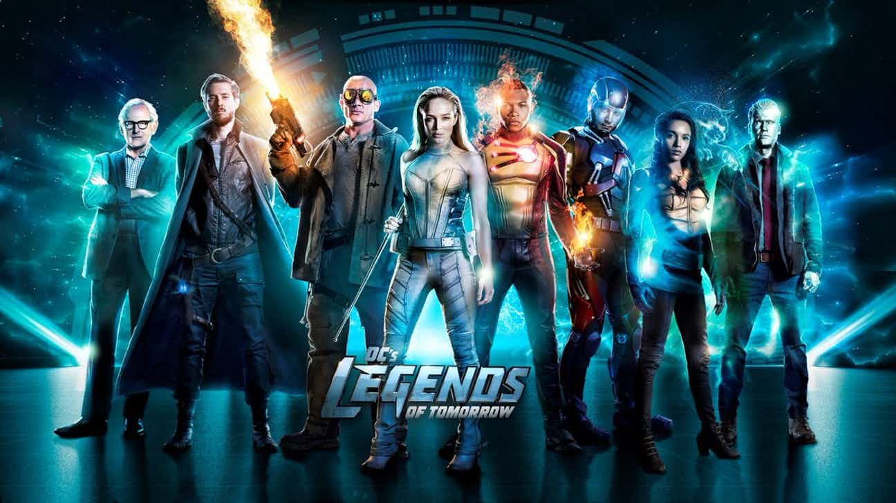 DC's Legends Of Tomorrow Has A New Posterization