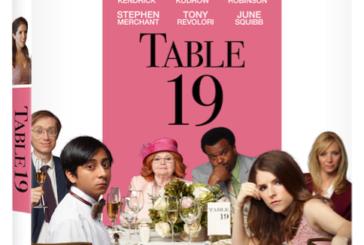 Table 19 Is Hitting Blu-Ray/DVD Soon!