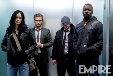 The Defenders Come Together For A New Still Courtesy Of Empire Magazine