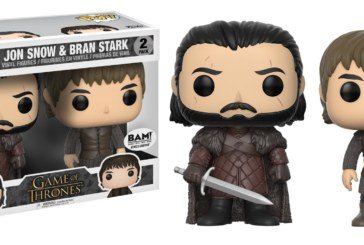 HBO's Game Of Thrones Gets The Funko Pop Vinyl Figurines Makeover