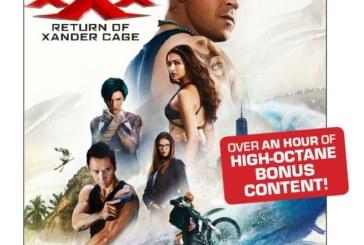 XXX: Return Of Xander Cage 4K Ultra HD/Blu-Ray/DVD/Digital HD Release Info
