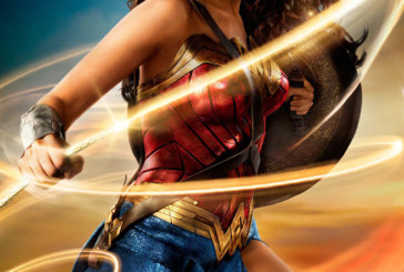 Wonder Woman Gets A New Posterization