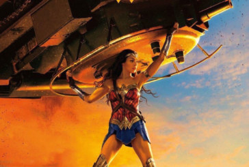 New Wonder Woman Poster Shared By Geoff Johns
