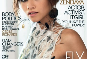 Zendaya Covers Vogue, Talks Spider-Man: Homecoming