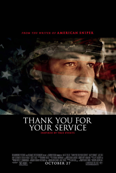 Thank You For Your Service (Universal Pictures)