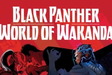 Marvel Cancels Black Panther: World Of Wakanda Spinoff Comics