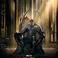 Marvel Has Released The First Promo Image From Black Panther