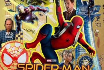 New Spider-Man: Homecoming IMAX Posterization