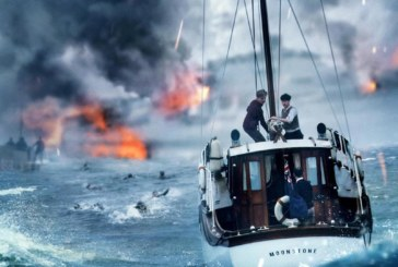 Dunkirk Gets An IMAX Posterization