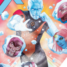 Iceman cover