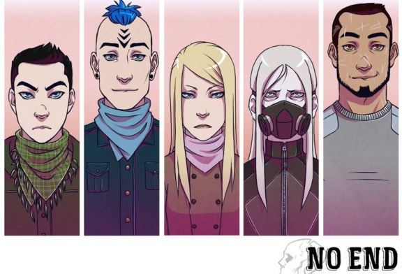 Reading Geek | No End: Post-Apocalyptic Soap Opera