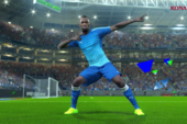 PES 18 has a trailer of it's own and it features Usain Bolt