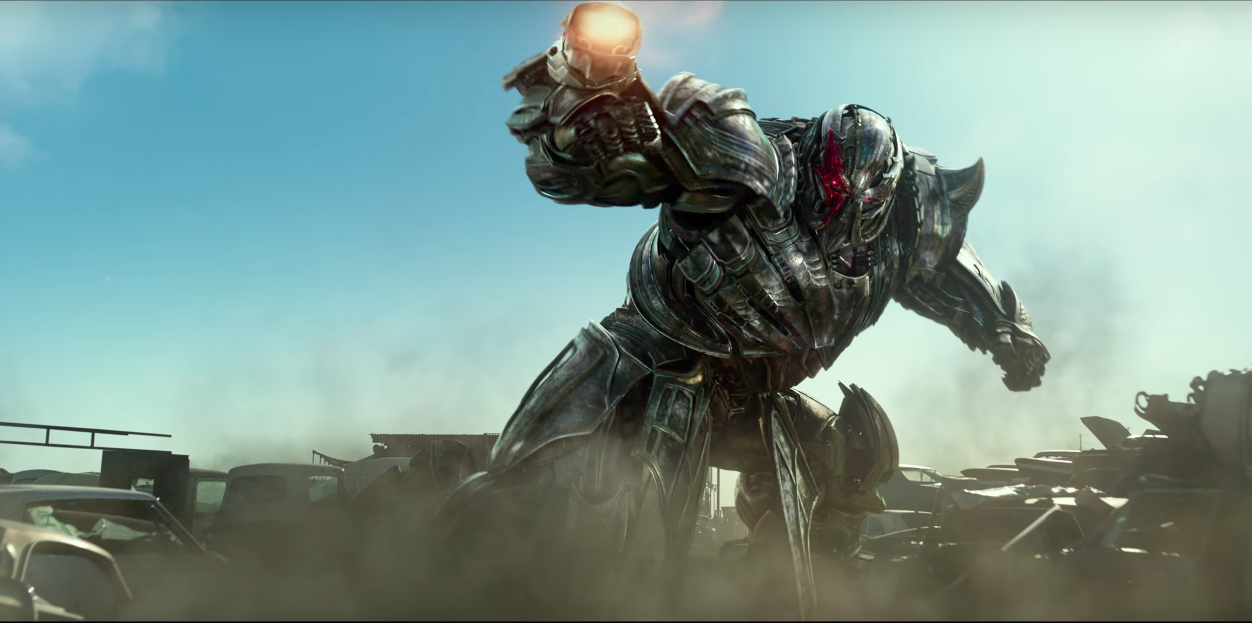 Transformers The Last Knight Extended Tv Spot Nothing But Geek