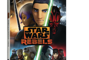Star Wars: Rebels Complete Season Three Home Release Announced By Lucasfilm