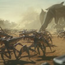 Starship Troopers: Traitor of Mars Trailer