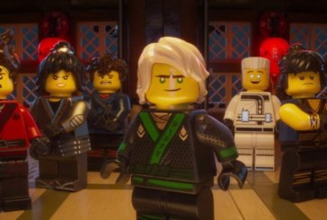 The LEGO Ninjago Movie Video Game Official Announcement Trailer