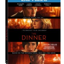 The Dinner Home Release Info From Lionsgate
