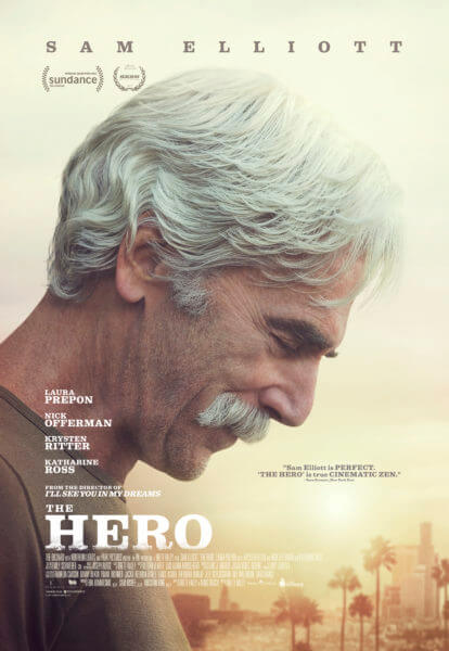 The Hero poster (The Orchard)