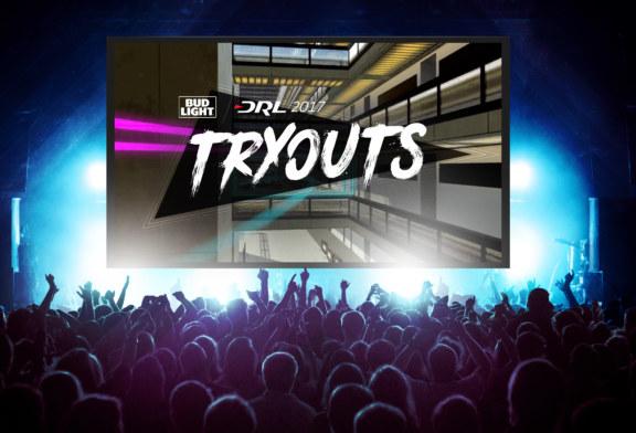 Drone Racing League   Bud Light 2017 Tryouts