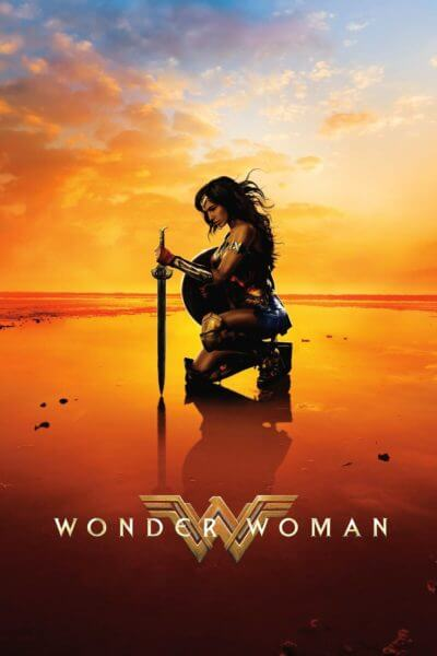 """Poster for the movie """"Wonder Woman"""""""