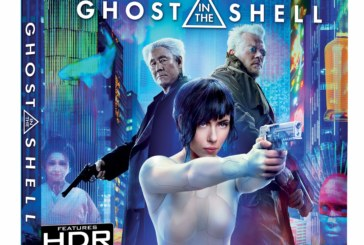 Ghost In The Shell Home Release Information Released By Paramount Pictures