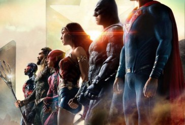 Guess Who FINALLY Showed Up On A Justice League Poster