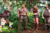 Jumanji 2: Welcome to the Jungle Official Trailer Announcement Tease.