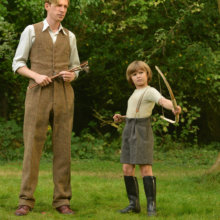 Goodbye Christopher Robin Gets A Trailerization